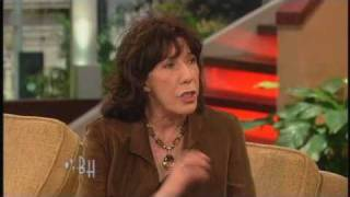 Lily Tomlin - THE BONNIE HUNT SHOW