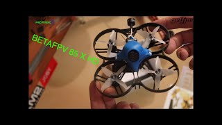 BETAFPV 85 X HD Unboxing & First FPV Flight... Plus Extra Unboxing!!!!