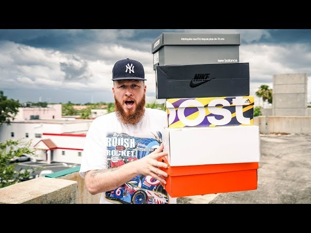 TOP 5 MOST COMFORTABLE SNEAKERS 2019!