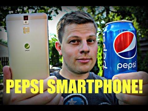 Pepsi Smartphone Review! SUPER SMARTPHONE FOR $93!