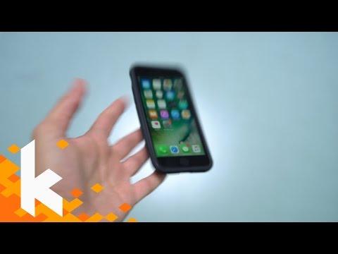 iPhone 7 durch diese Hülle (fast) unzerstörbar?