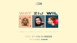 ASHI - Wat Zij Wil