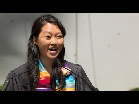 Commencement 2017: Iris Chan '17