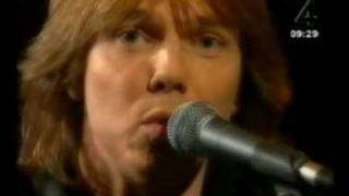 Joey Tempest on Swedish TV at Nyhetsmorgon in 2002, part 3 - Sometimes