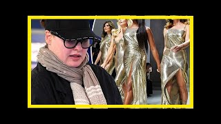 Breaking News   Linda Evangelista Is Unrecognizable As She Jets Out Of New York