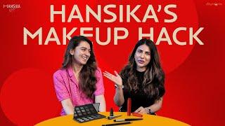 DIY Makeup || Hansika Motwani || Silly Monks
