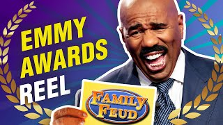 Emmy-worthy moments! Steve Harvey = best game show host? | Family Feud