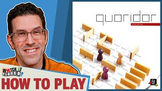 Quoridor - How To Play