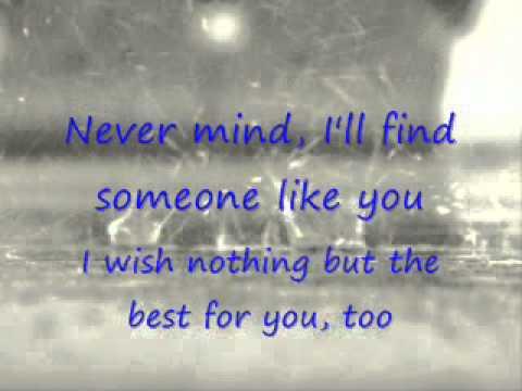 Lyrics Of A Song Adele Someone Like You Wattpad
