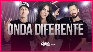 Onda Diferente - Anitta Ft. Ludmilla & Snoop Dogg | FitDance TV (Coreografia Oficial)