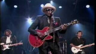 Keith Richards John Lee Hooker Crawlin Kingsnake 1991
