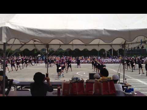 大豆戸小学校2013運動会 HD 1