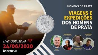 LIVE 09 – Viagens e Expedições dos Homens de Prata
