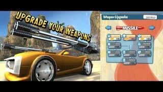 Carnage Racing video