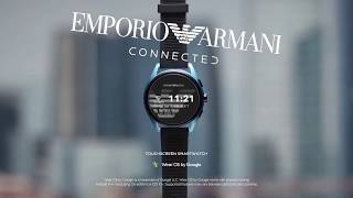 How Armani Connected Smartwatch is more worthy than Apple or Samsung