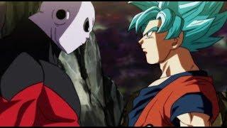 Dragon Ball Super – SSJB Goku vs Jiren 4K HD