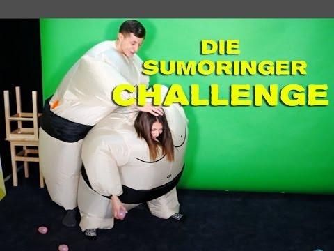 Die Sumoringer CHALLENGE ♛ | mit Sascha ♡