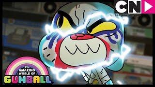 Granica   Niesamowity świat Gumballa   Cartoon Network