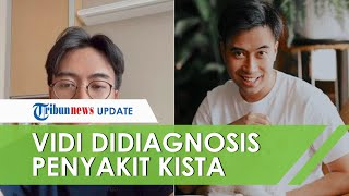 Vidi Aldiano Awalnya Didiagnosis Kena Kista sebelum Divonis Idap Kanker Ginjal Sebelah Kiri