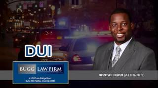 How Is A DUI Defined In Virginia? | (703) 552-2462