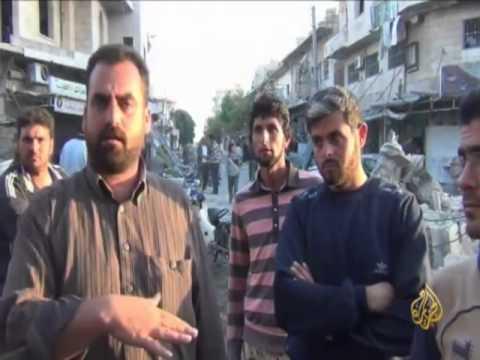عشرات القتلى في مجزرة بإدلب