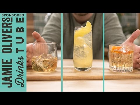 Video WHISKY: 3 Ways To Drink It | Rich Hunt