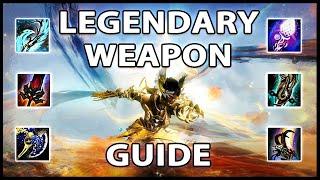 Easy Legendary Weapon Guide 2020 | Guild Wars 2