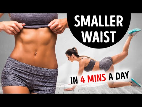 9 Workouts That Will Slim Your Waist and Lose Belly Fat