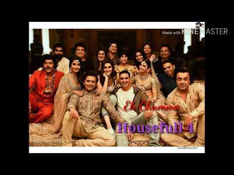 Ek Chumma | Housefull 4 | Altamash Faridi | Jyotica Tangri | Sohail Sen.