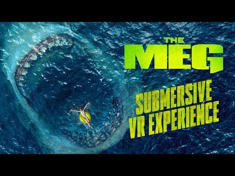 The Meg: Submersive VR Experience