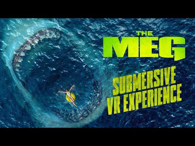 The Meg: Submersive VR Experience