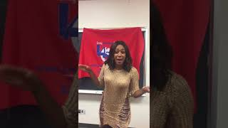"""Girls Trip"" Star Tiffany Haddish Visits USC, Advocates for Foster Youth"
