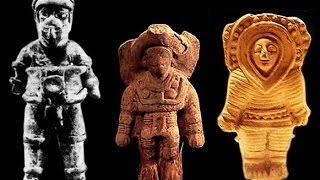 Память о пришельцах в куклах! Что знали древние про кукол?