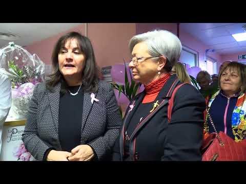 SANREMO : OPEN DAY DELLA BREAST UNIT GRANDE PARTECIPAZIONE DELLE DONNE
