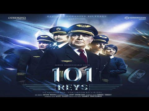 Reys 101 (o'zbek film) kinosi haqida ma'lumotlar!