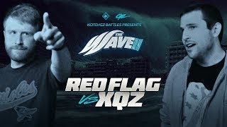 KOTD - Red Flag vs XQZ | #TW2