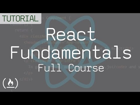 React Fundamentals - Full Course for Beginners