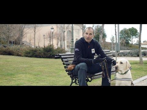 Imagen del vídeo Purina PRO PLAN y la Fundación ONCE del perro guía