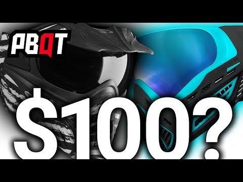 Best Paintball Mask Under $100, NXL Europe Ranking & Best Carbon Fiber Barrel – Paintball QT