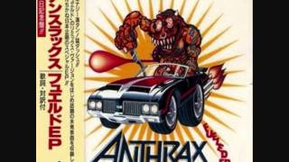 Anthrax - Grunt & Click (B-Side Fueled EP)