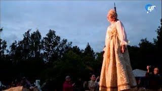 «Новгородские спасовки» завершились фестивалем русского костюма «Сарафан»