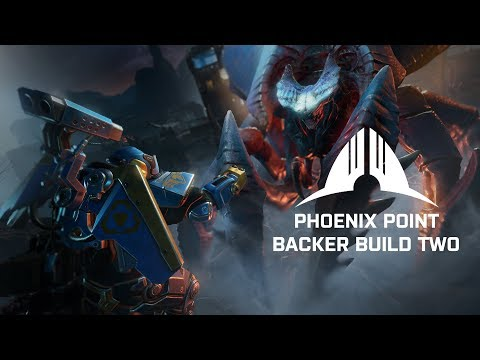 Phoenix Point Backer Build Two Narrated Gameplay (видео)