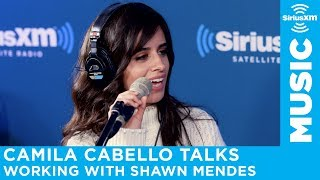 "Camila Cabello on working with ""I Know What You Did Last Summer"" with Shawn Mendes"