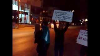 preview picture of video 'مظاهرة الطلبة الليبيين في قبرص الشمالية'