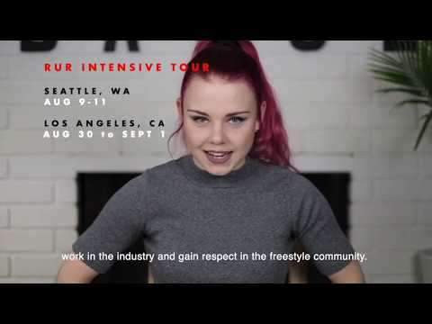Jaja Vankova's R.U.R. Intensive Tour 2019 | Seattle | Los Angeles