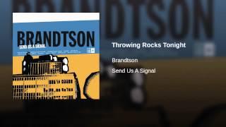Throwing Rocks Tonight