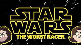 STAR WARS: THE WORST RACER