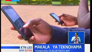 Uvumbuzi wa kipekee wa mwanafunzi wa technolojia katika Chuo  Kiku cha Masinde