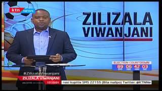 Zilizala Viwanjani: Ligi kuu nchini