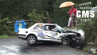 The Best of Rally Crash 2017 | Big Crashes, Big Show & Max Attack | CMSVideo